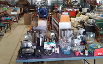 SELECTION OF HOUSEHOLD FURNITURE, APPLIANCES, MOTOR VEHICLE, ETC…ETC…